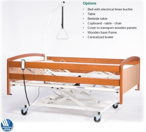 The Interval XXL Clinical Bariatric Bed